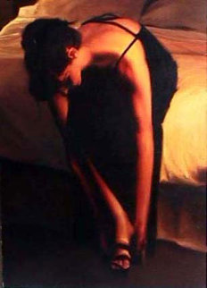 Evening Out 2002 Limited Edition Print - Carrie Graber