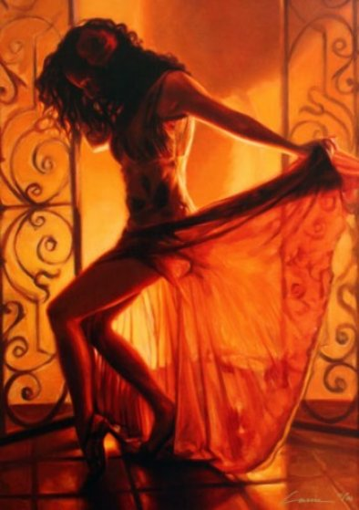 Lets Dance 2005 Limited Edition Print by Carrie Graber