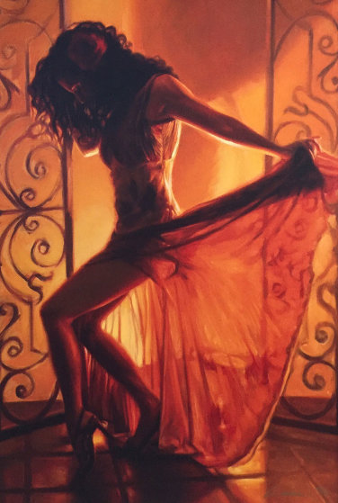 Let's Dance 2005 Limited Edition Print by Carrie Graber