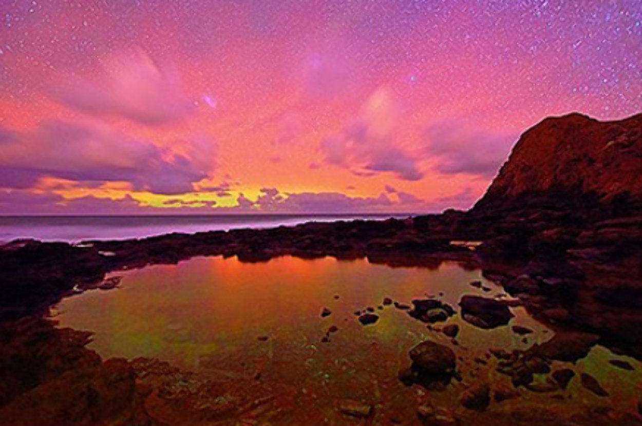 Astral Light AP Panorama by Mark Gray