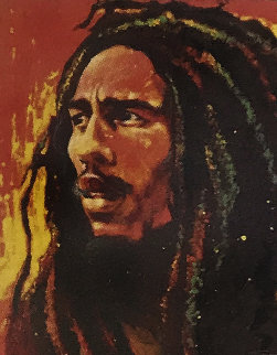 Bob Marley  2012 Limited Edition Print - Stephen Greene