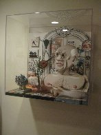 Picasso  Lithographic Sculpture 3-d 1997 23 in Sculpture by Red Grooms - 1