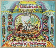 Wheeler Opera House 3-D 1984 Limited Edition Print by Red Grooms - 0