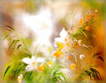 Flowers Limited Edition Print - Dietrich Grunewald