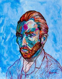 Vincent 2019 36x24 Original Painting - James Gucwa