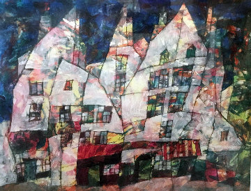 Hometown 2001 Limited Edition Print by Harry Guttman
