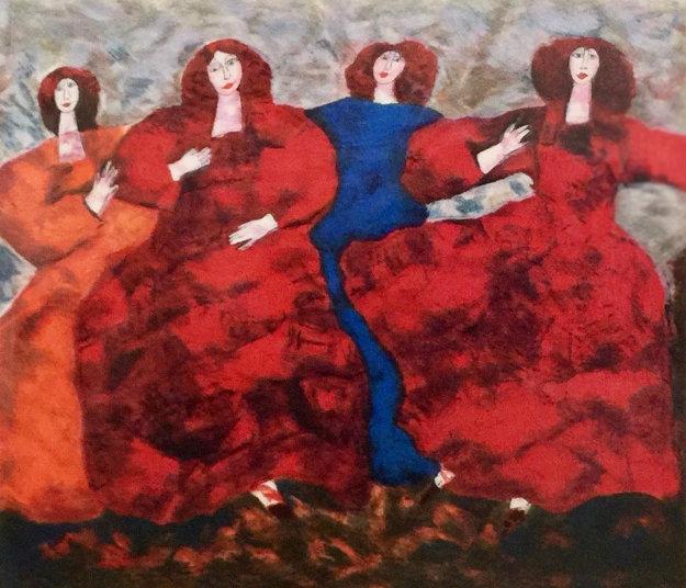 Sisters by Harry Guttman