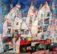 Hometown 2001 Limited Edition Print by Harry Guttman - 0