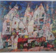 Hometown 2001 Limited Edition Print by Harry Guttman - 2