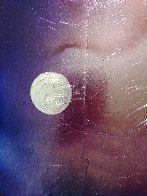 Moonlight 2015 11x12 Original Painting by Patrick Guyton - 3