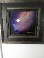 Moonlight 2015 11x12 Original Painting by Patrick Guyton - 2