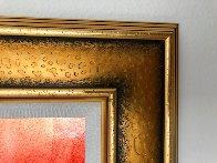 Crimson Glory 2014 23x17 Original Painting by Patrick Guyton - 2