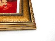 Crimson Glory 2014 23x17 Original Painting by Patrick Guyton - 3