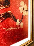 Crimson Glory 2014 23x17 Original Painting by Patrick Guyton - 4