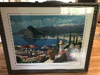 Lugano 1993 Limited Edition Print by Kerry Hallam - 1