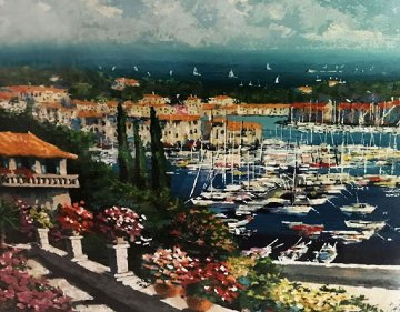 Cap Ferrat 1993 Limited Edition Print by Kerry Hallam