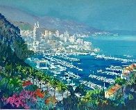 Monte Carlo 1999 Limited Edition Print by Kerry Hallam - 1