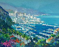 Monte Carlo 1999 Limited Edition Print by Kerry Hallam - 0