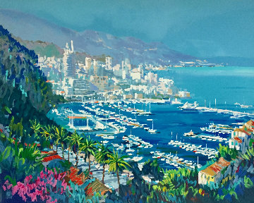Monte Carlo 1999 Limited Edition Print by Kerry Hallam