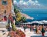 Cafe De La Ramparts 1997 Limited Edition Print by Kerry Hallam - 0