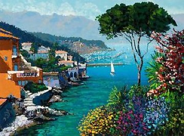 Eternal Riviera 2006 Limited Edition Print by Kerry Hallam