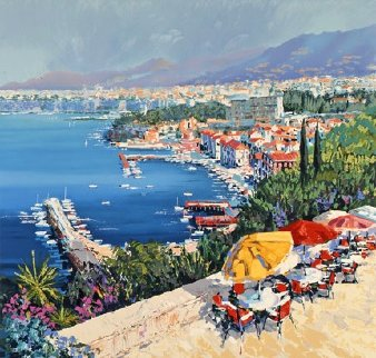 Sorrento 2007 Limited Edition Print by Kerry Hallam