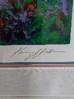 Sur La Terrace 1992 Limited Edition Print by Kerry Hallam - 2