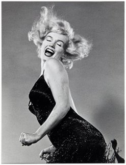 Marilyn Monroe, Jumping 1959 Photography - Philippe Halsman
