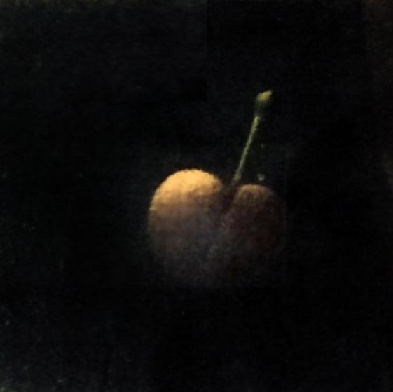 Single Cherry Limited Edition Print by Yozo Hamaguchi