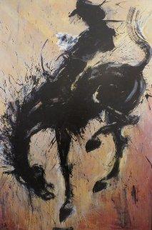 Horse And Rider 2015  Limited Edition Print - Richard Hambleton