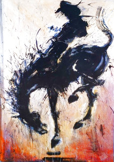 Horse and Rider 2005 Limited Edition Print - Richard Hambleton