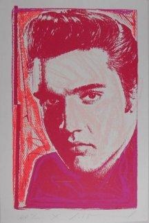 Elvis Presley AP Limited Edition Print by John Van Hamersveld