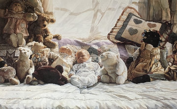 Things Worth Keeping  1992 Limited Edition Print by Steve Hanks