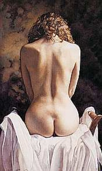 Centered 2000 Limited Edition Print by Steve Hanks