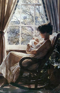 To Behold 1999 Limited Edition Print - Steve Hanks