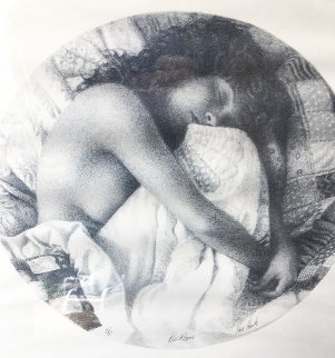 No Ropos 1983 Limited Edition Print - Steve Hanks