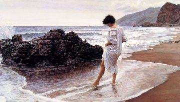 Pacific Sanctuary  1994 Limited Edition Print - Steve Hanks