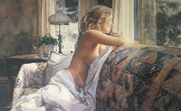 Country Comfort 1995 Limited Edition Print by Steve Hanks