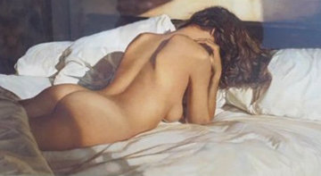 In the Light of the Morning Limited Edition Print by Steve Hanks