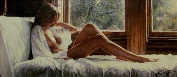 Her Domain 2006 Limited Edition Print by Steve Hanks
