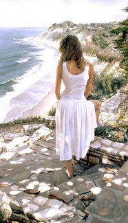 Coastline 1989 Limited Edition Print - Steve Hanks