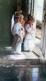 Little Angels AP 1996 Limited Edition Print - Steve Hanks
