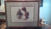 Drip Castles 1995 Limited Edition Print by Steve Hanks - 1