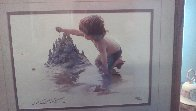 Drip Castles 1995 Limited Edition Print by Steve Hanks - 2