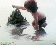 Drip Castles 1995 Limited Edition Print by Steve Hanks - 0