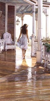 Sunshine After the Rain Limited Edition Print by Steve Hanks