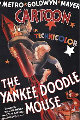 Yankee Doodle Mouse Poster HS 1996 Limited Edition Print -  Hanna Barbera