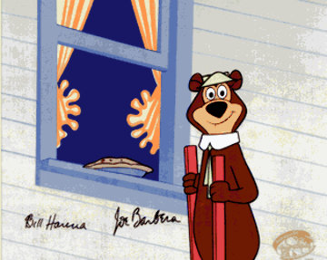 Pie Pirate Limited Edition Print -  Hanna Barbera