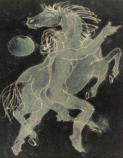 Untitled (Equus) 1954 Limited Edition Print - Hans Erni