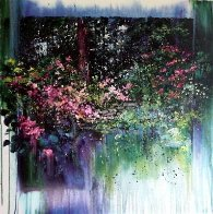 Rebecca's Garden 1996 Limited Edition Print by Rebecca Hardin - 1